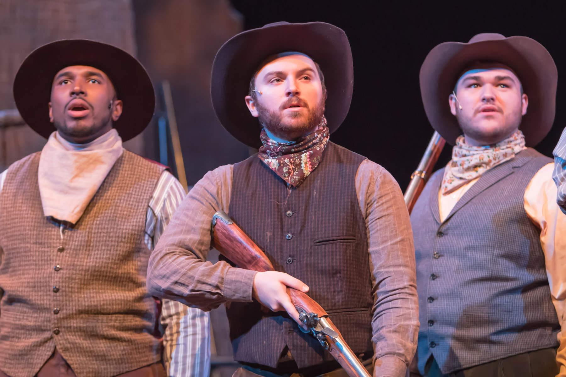 Quanah at Lyric Stage - Production Photo (Photo by James Jamison)