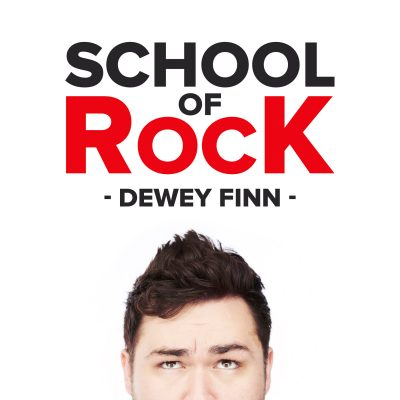 Jonathan McInnis as Dewey Finn in School of Rock at The Acting Studio - Personal Promo Shot