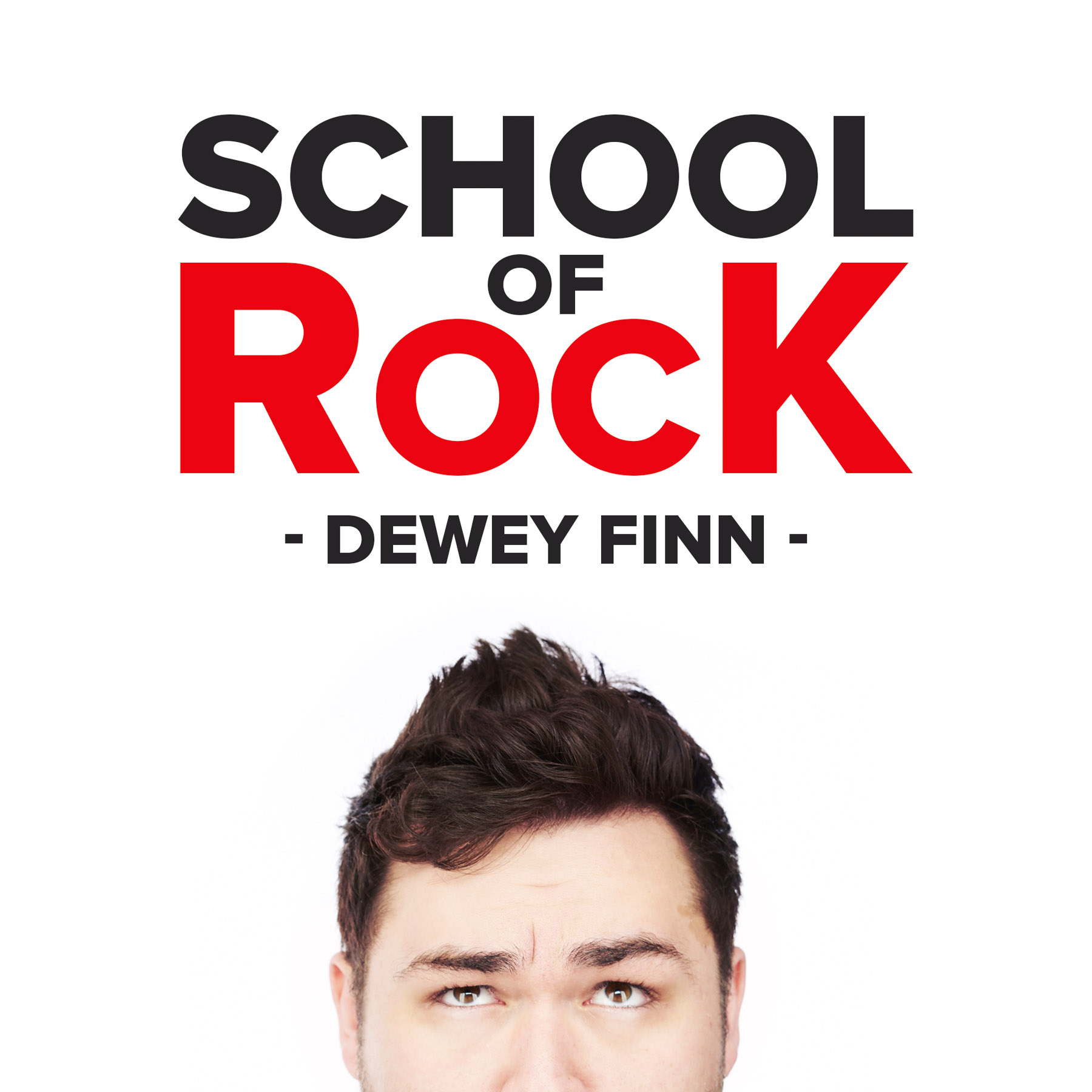Jonathan McInnis as Dewey Finn in School of Rock at The Acting Studio - Personal Promo Shot